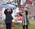 Дървета-мартенички се появиха в Чирпан
