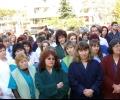 На 15 април: Здравни работници и граждани - на мълчалив протест пред РЗИ