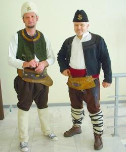 VMRO Anton i Kristian haiduti