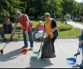 Шефове на институции и комисии метоха паркове за Деня на околната среда