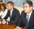 Кандидат-кметовете на ГЕРБ се представиха пред медиите