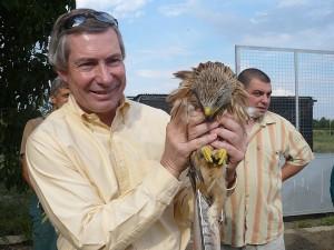 James Warlick s ptica