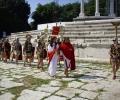 Старозагорци посрещнаха император Септимий Север