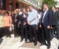 Нов център и полицейско управление обеща кандидат-кметът на ГЕРБ в Мъглиж