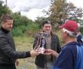 """Амур грабна """"Златна рибка"""" на турнира по спортен риболов за купата на ГЕРБ"""