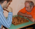 Шах и табла играха на брайлови дъски кандидат-съветници на ГЕРБ с незрящи в Богомилово