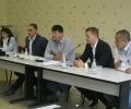 """Кандидатът за кмет от ПП """"ГЕРБ"""" Живко Тодоров се срещна със зърнопроизводители от старозагорския регион"""