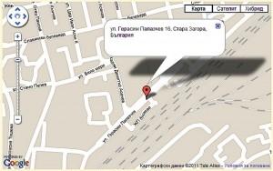 Karta - d-r Karaianeva