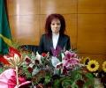 Новият кмет на община Чирпан Кичка Петкова встъпи официално в длъжност