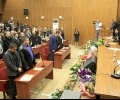 Новоизбраните общински съветници в Раднево се заклеха и си избраха председател