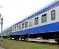 Влаковете спират през деня от 24 ноември