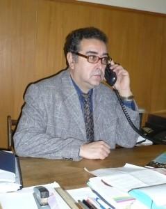 Dimitar Dinev - sindikat na zheleznicharite