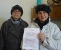 Община Чирпан: Дарение за бедстващите в с. Бисер от читалище