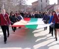 Българският трибагреник обиколи чирпанските улици