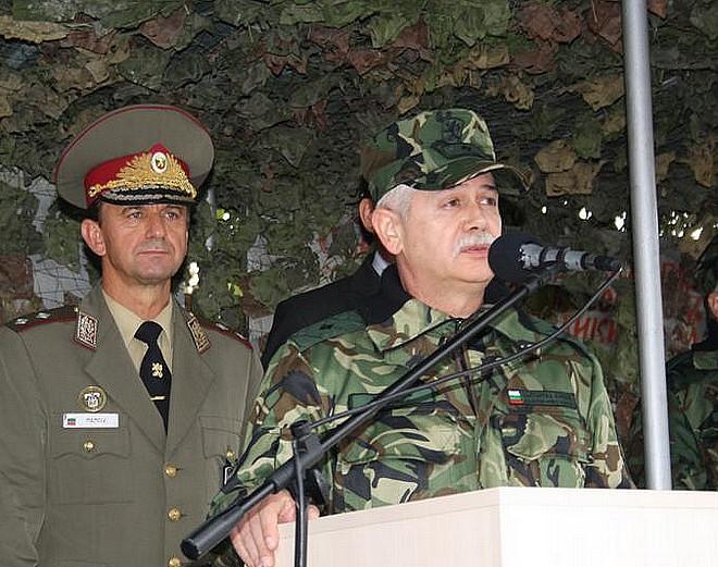 Бригаден генерал Любчо Тодоров