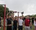 Община Чирпан: Откриха първата стрийт фитнес площадка в града
