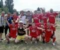 Бронзов медал за отбора по мини футбол на Община Гълъбово на III Световни работнически игри
