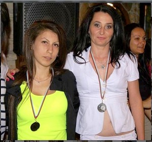 Елица Маджарова (вляво) и Мариана Димитрова.