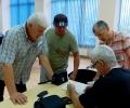 """Футболният отбор на """"Ботев"""" Гълъбово се сдоби с фен клуб"""