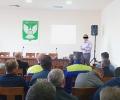 В Гълъбово се състоя работна среща на служители по сигурността