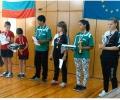 Моника Русева от гълъбовския клуб по тенис на маса спечели златото и купата на кмета на състезание Любимец