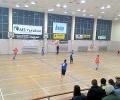 В Гълъбово се вихри общински турнир по футбол в зала