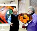 Художникът Светлозар Недев представя в Гълъбово изложбата си
