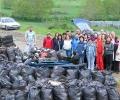 """Общо 2486 тона отпадъци бяха събрани в кампанията """"Да изчистим България за 1 ден"""" на територията на РИОСВ – Стара Загора"""