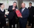 Мартин Шулц подкрепи Ивайло Калфин като водач на листата на АБВ за евроизборите на работна среща между двамата в София