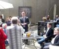 Среща на двама от листата на АБВ с избиратели в Стара Загора премина под знака на номер 13