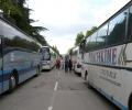 150 автобуса докараха фенове на БСП в Стара Загора за замазване на гафовете на Станишев