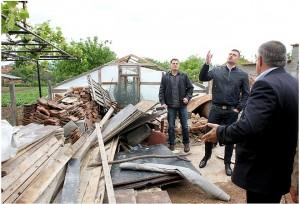 С дарените средства пострадалите ще могат да посрещнат поне първите си и най-неотложни потребности. Снимка България без цензура