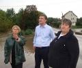 Драгомир Стойнев праща помощ в Опан