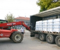 """""""ТЕЦ Марица изток 2"""" помогна с над 24 000 литра питейна вода на бедстващото село Коларово"""