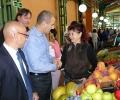 Цветан Цветанов в Стара Загора: ГЕРБ ще насочи приоритетно вниманието си към зеленчукопроизводството и овощарството