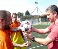 Драгомир Стойнев: Държавата да инвестира в масовия спорт в училище