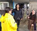 Кандидати за депутати от листата на ГЕРБ помагат в наводнени села от Чирпанско и Старозагорско