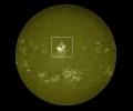 Мощно слънчево изригване (X1.6) прати плазмен облак към Земята
