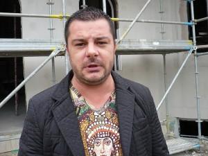 Бизнесменът Николай Любчев Иванов бе един от старозагорците, които отидоха до Атон за Светите мощи на Игнатий Старозагорски