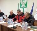 Четирима министри посетиха Гълъбово, решават на място как да бъде овладяно наводнението