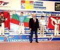 Павел Бояджиев стана шампион на Европейското първенство по таекуондо за деца в Анталия