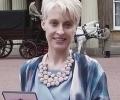 Ема Хопкинс, новият британски посланик в България, поздрави българите чрез видеообръщение