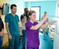 """Болница """"Тракия"""" първа в България се включва в проект на Световната здравна организация за високи стандарти на хигиена"""