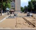 """Парк с площ 2,5 декара се изгражда в казанлъшкия квартал """"Васил Левски"""""""
