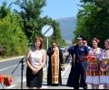 Официално откриха реконструирания път Казанлък-Енина