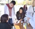 Студенти-медици тестваха безплатно за диабет над 200 старозагорци с подкрепата на Болница