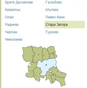 Obshtini v StZ oblastn - graph