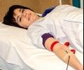 """Медици от Болница """"Тракия"""" - Стара Загора дариха безвъзмездно кръв"""