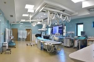 """Операционна в Болница """"Тракия"""""""