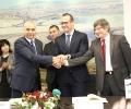 """Два нови багера ще заработят в """"Мини Марица-изток"""" след три години. Днес подписаха договора"""